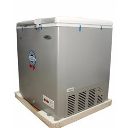 Haier Thermocool Medium Chest Freezer HTF-319 Silver - Thermocool Store